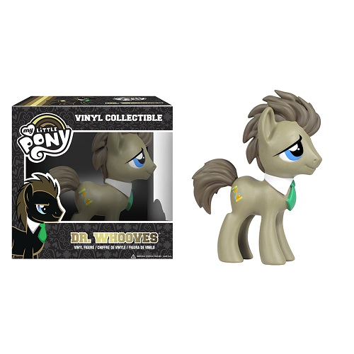 My Little Pony - Dr Whooves [Vinyl Figure]