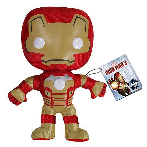 Plush: Iron Man 3 – Iron Man Mark 42