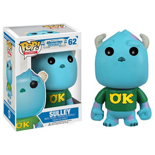 Funko Pop! Disney 62: Monsters University – Sulley