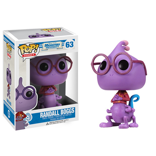 Funko Pop! Disney 63: Monsters University - Randall Boggs