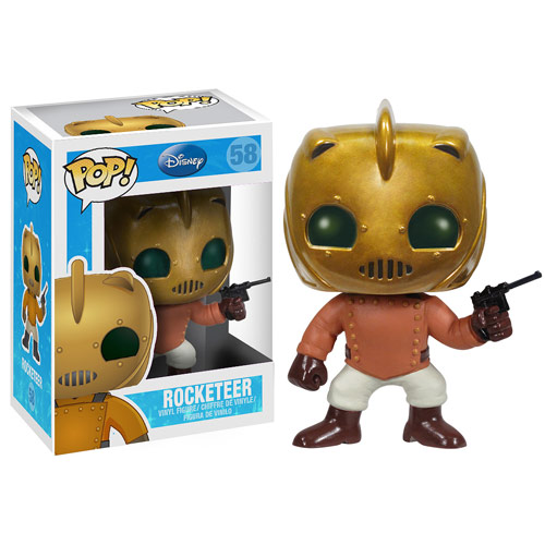 Funko Pop! Disney 58: Rocketeer