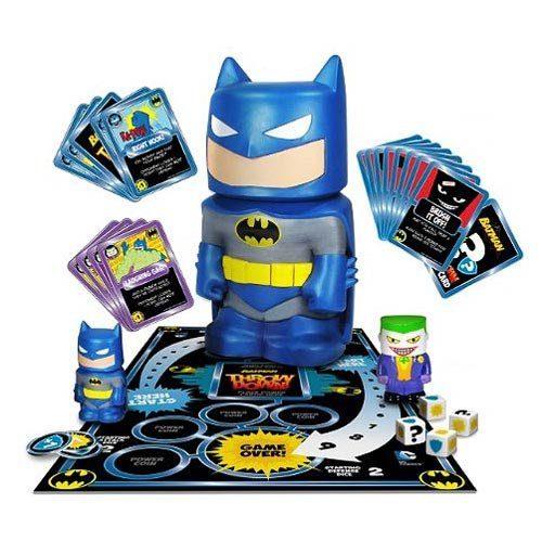 Batman vs Joker Throwdown Set