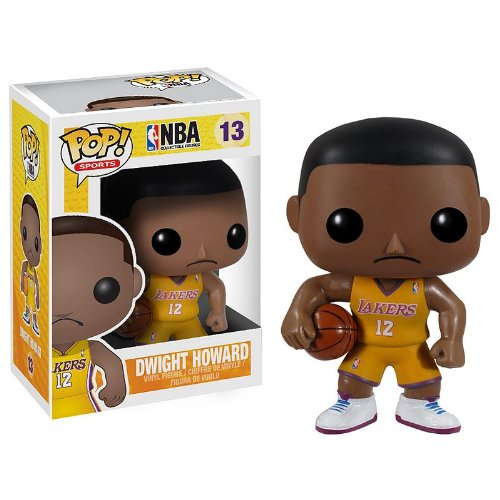 Funko Pop! Sports 13: NBA - Dwight Howard