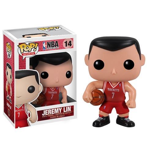 Funko Pop! Sports 14: NBA - Jeremy Lin Rockets
