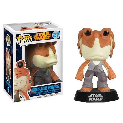 Funko Pop! Star Wars 27: Jar Jar Binks [Vinyl]