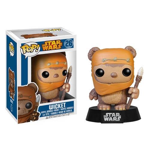 Funko Pop! Star Wars 26: Wicket Ewok