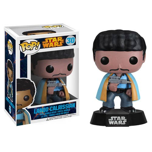 Funko Pop! Star Wars 30: Lando Calrissian