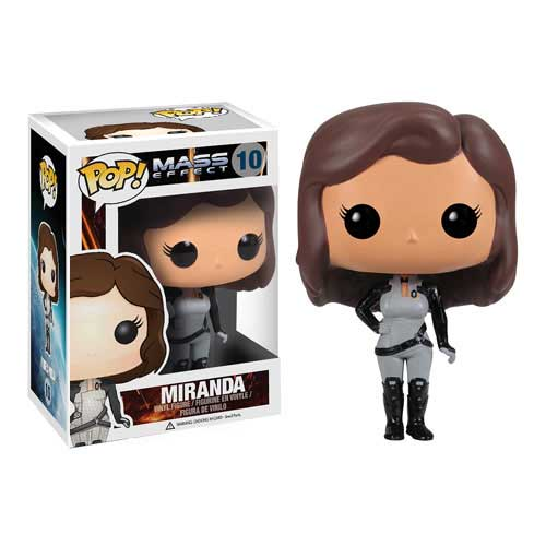 Funko Pop! Games 10: Mass Effect – Miranda