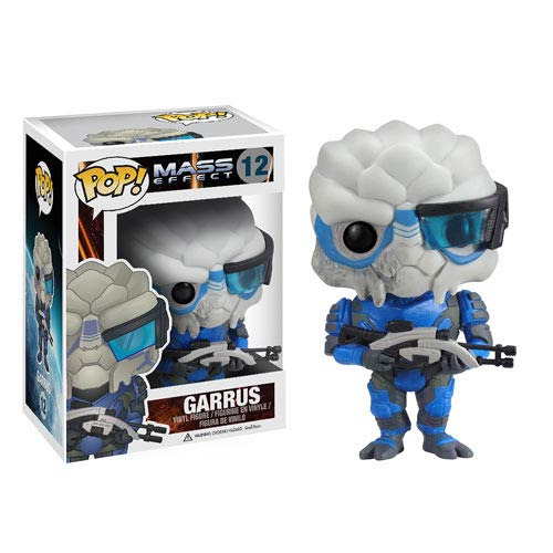 Funko Pop! Games 12: Mass Effect – Garrus