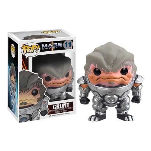 Funko Pop! Games 11: Mass Effect – Grunt