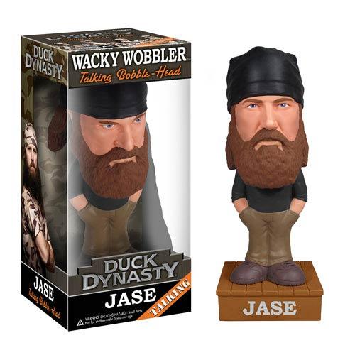 Wobbler: Duck Dynasty - Jase Talking