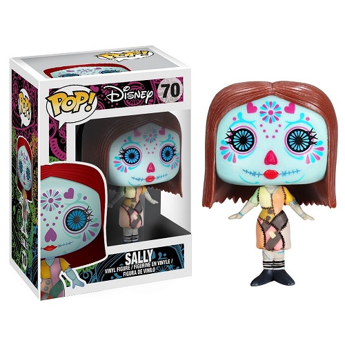 Funko Pop! Disney 70: Nightmare Before Christmas - Sally Day of Dead