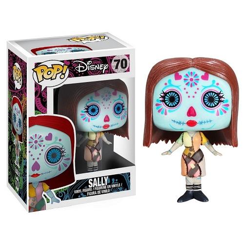 Funko Pop! Disney 70: Nightmare Before Christmas - Sally Day of Dead