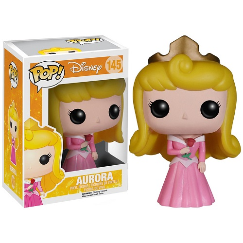 Funko Pop! Disney 145: Sleeping Beauty - Princess Aurora