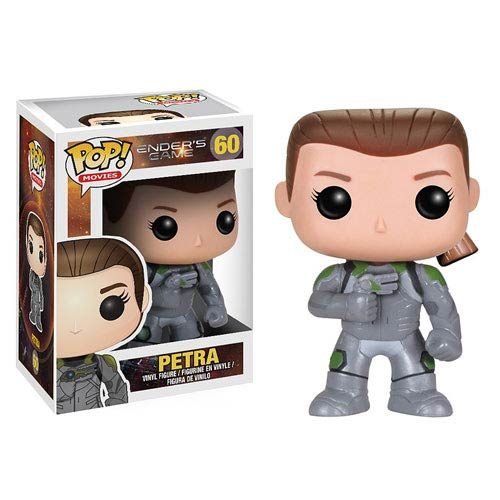 Funko Pop! Movies 60: Ender's Game - Petra
