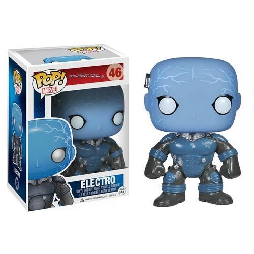 Funko Pop! Marvel 46: Amazing Spider-Man 2 - Electro