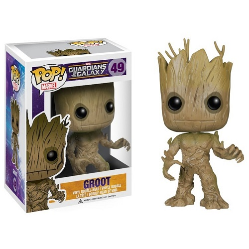 Funko Pop! Marvel 49: Guardians of the Galaxy – Groot