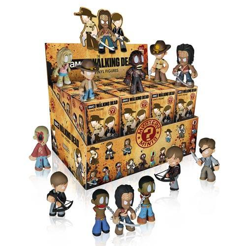 Funko Mini Figures: Walking Dead S2