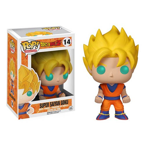 Funko Pop! Animation 14: Dragonball Z – Super Saiyan Goku