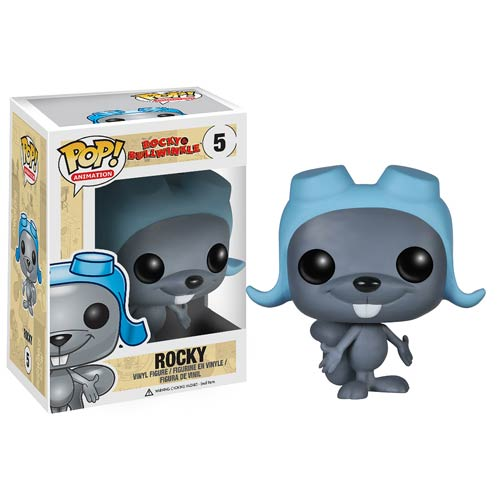 Funko Pop! Animation 05: The Rocky and Bullwinkle Story – Rocky Squirrel