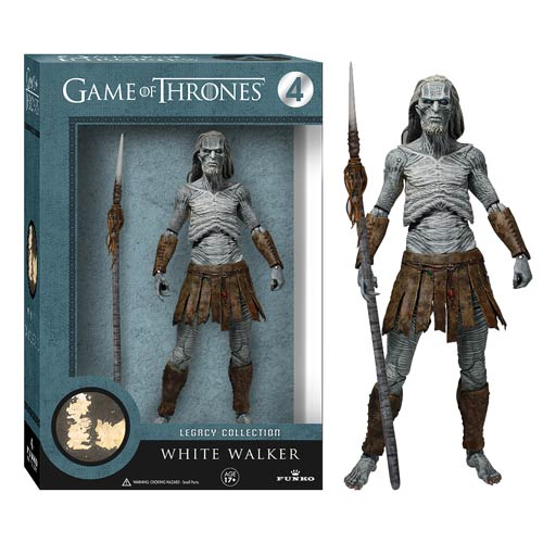 Legacy Action 04: Game of Thrones - White Walker