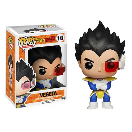 Funko Pop! Anime 10: Dragonball Z – Vegeta