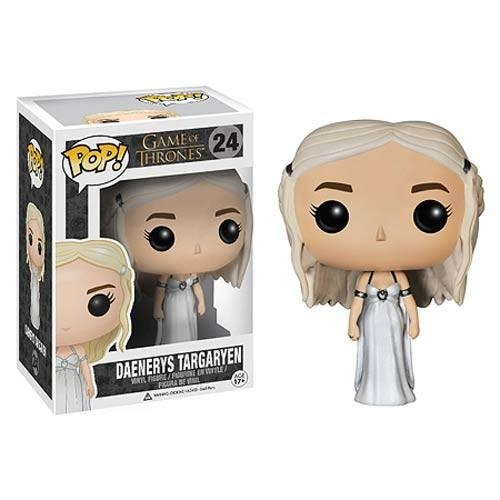 Funko Pop! Game Of Thrones 24: Daenerys Targaryen [Wedding Gown]