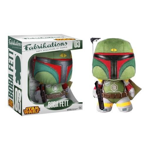 Fabrikations 03: Star Wars – Boba Fett