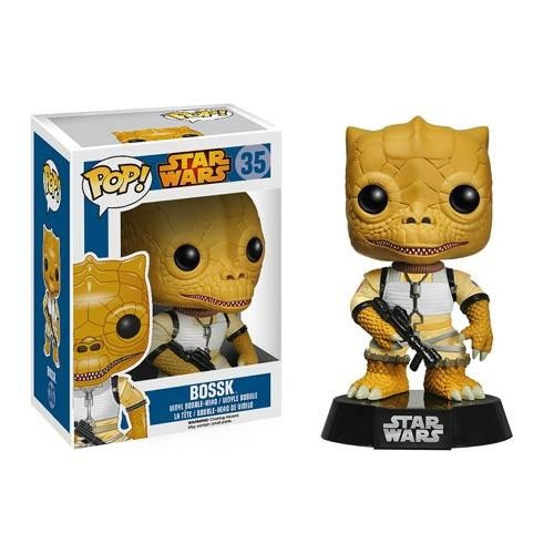 Funko Pop! Star Wars 35: Bossk