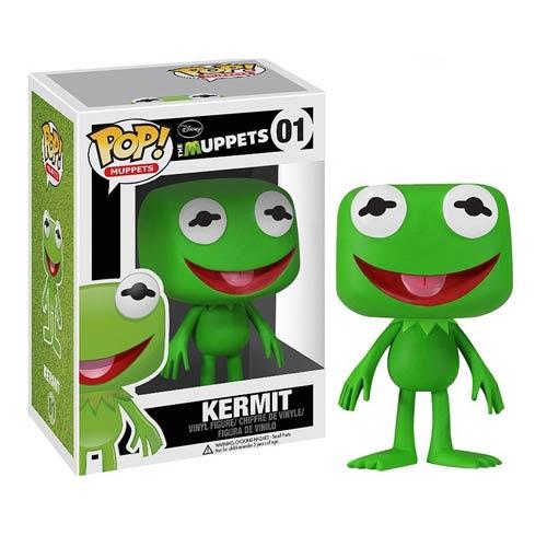 Funko Pop! Muppets 01: Kermit the Frog