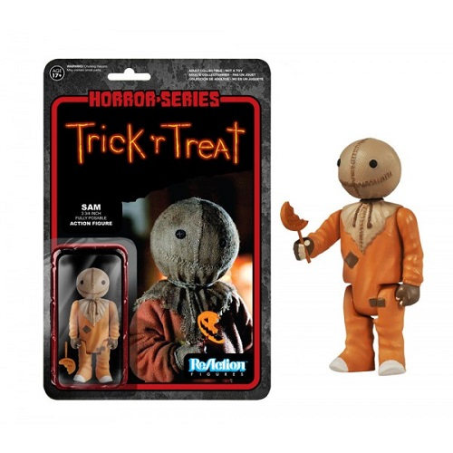 Funko ReAction Figure: Trick 'r Treat – Sam