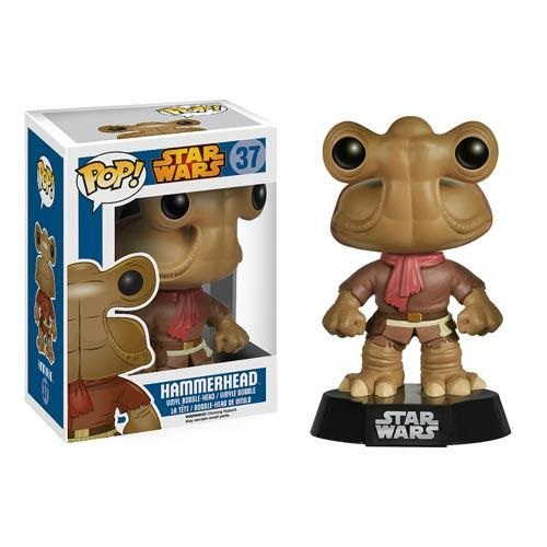 Funko Pop! Star Wars 37: Hammerhead