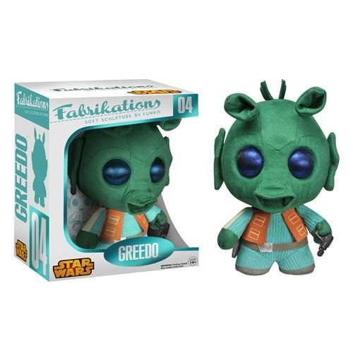Fabrikations 04: Star Wars – Greedo