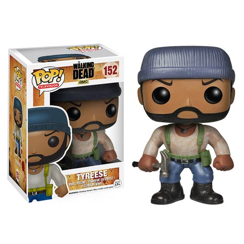 Funko Pop! TV 152: The Walking Dead – Tyreese