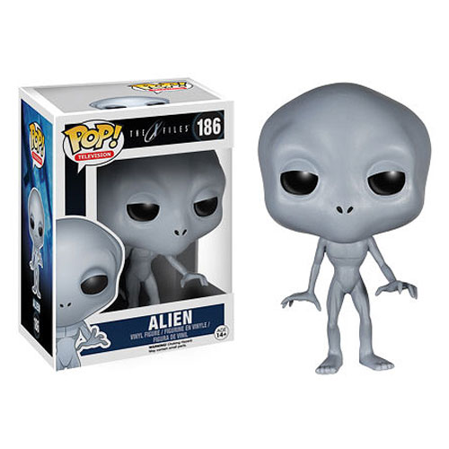 Funko Pop! TV 186: X-Files – Alien