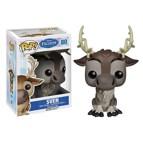 Funko Pop! Disney 80: Frozen - Sven