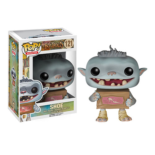 Funko Pop! Animation 121: Boxtrolls – Shoe