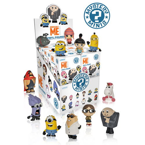 Funko Mini Figures: Despicable Me