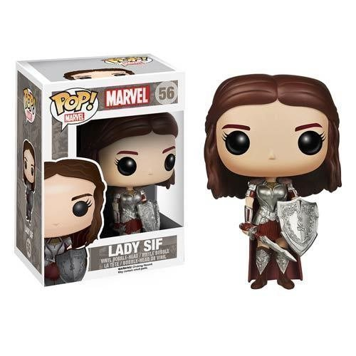 Funko Pop! Marvel 56: Thor 2 – Lady Sif