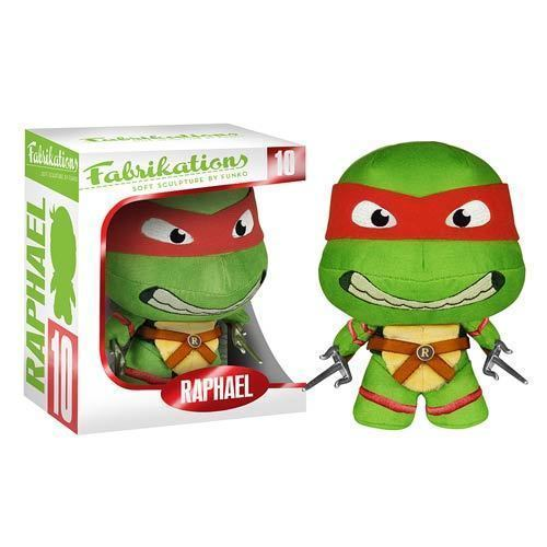Fabrikations 10: Teenage Mutant Ninja Turtles - Raphael