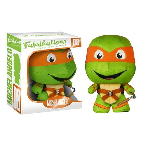 Fabrikations 08: Teenage Mutant Ninja Turtles - Michelangeleo