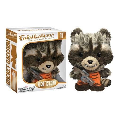 Fabrikations 11: Marvel - Guardians of the Galaxy – Rocket Raccoon