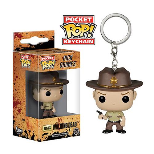Funko Pocket Pop!: The Walking Dead - Rick Grimes