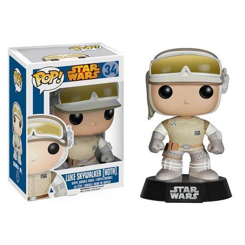 Funko Pop! Star Wars 34: Luke Skywalker (Hoth)