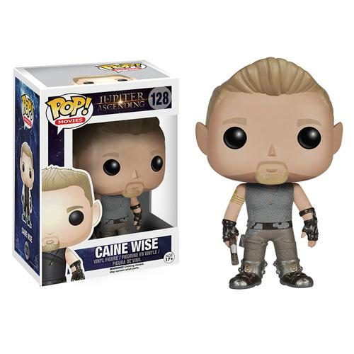Funko Pop! Movies 128: Jupiter Acending – Caine Wise