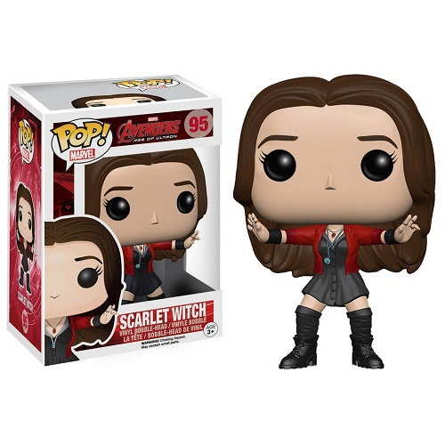 Funko Pop! Marvel 95: Age of Ultron – Scarlet Witch