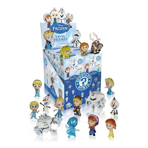 Funko Mini Figures: Frozen
