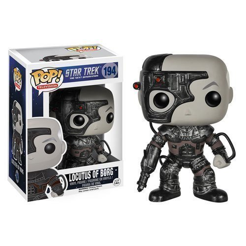 Funko Pop! TV 194: Star Trek The Next Generation - Locutus of Borg