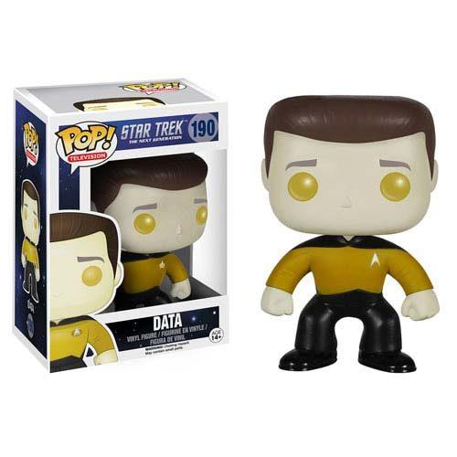 Funko Pop! TV 190: Star Trek The Next Generation - Data