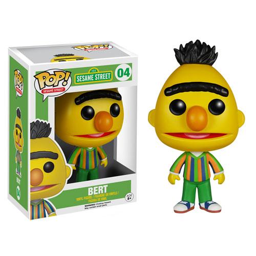 Funko Pop! Sesame Street 04: Bert